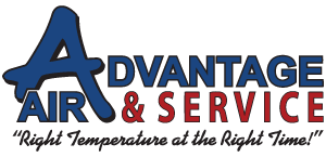 Advangage Air & Service logo